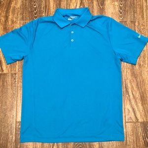 Nike Golf Tour Performance Polo Size L